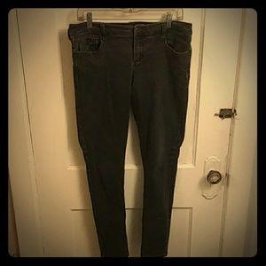 Decree Black Skinny Jeans